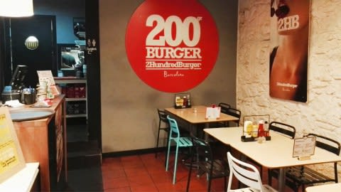 2Hundred Burger, Barcelona