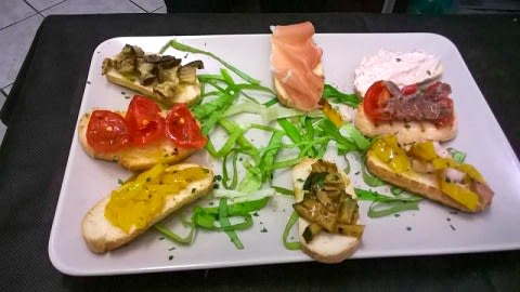 Glamour Cafè & Restaurant, Civitavecchia