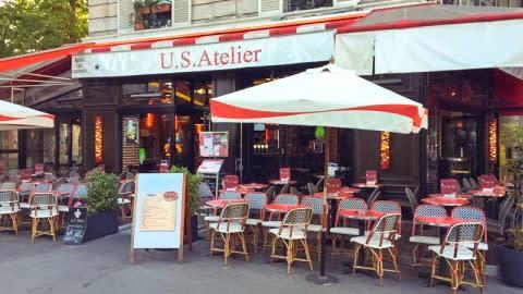 US Ateliers, Paris