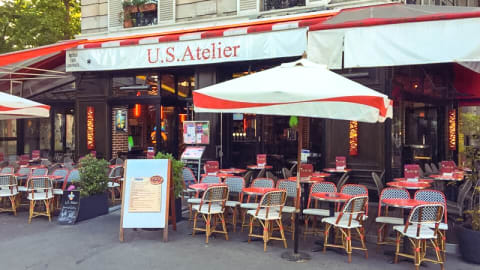 US Ateliers, Paris