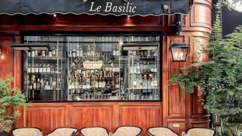 Le Basilic, Paris
