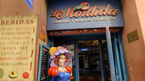 La Mordida de Fuentes, Madrid