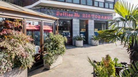 Delfino Blu, Turin
