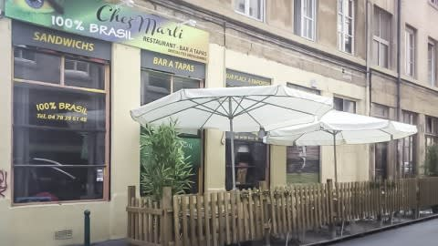 Chez Marli 100% Brasil, Lyon