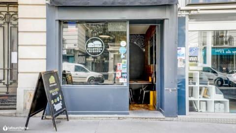 Eighteen Burger, Paris