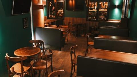 Le Galway Irish Pub, Paris