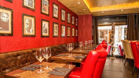African Lounge, Paris