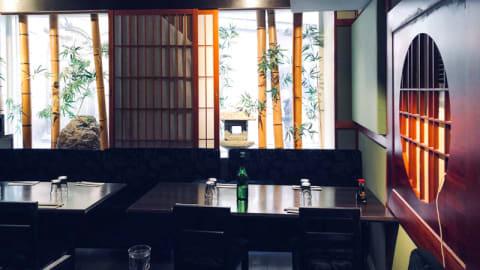 Restaurang Shogun, Stockholm