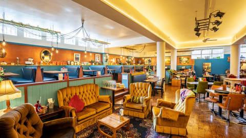 Aunty Ed's Restaurant and Bar, Katoomba