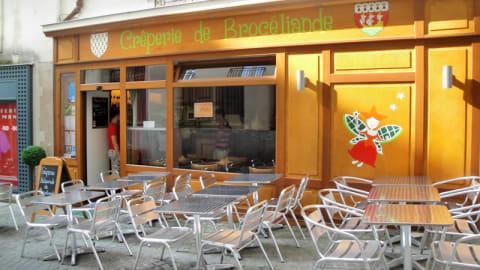 Crêperie de Brocéliande, Nantes