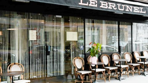 Le Brunel, Paris