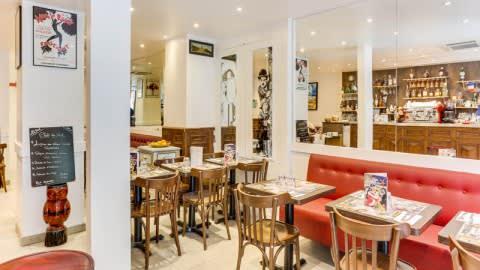 Café Blanche, Paris