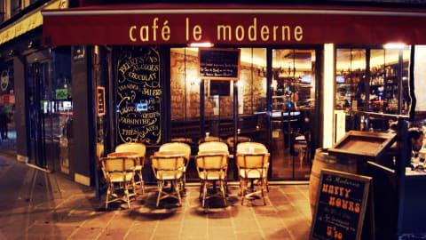 Le Moderne, Paris