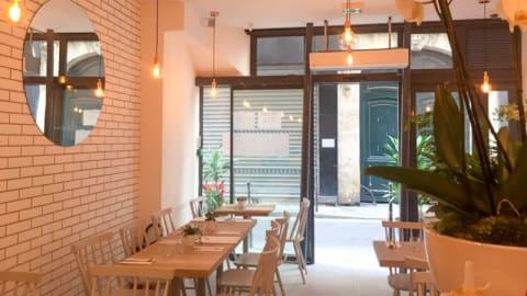 Sweetea's, Paris