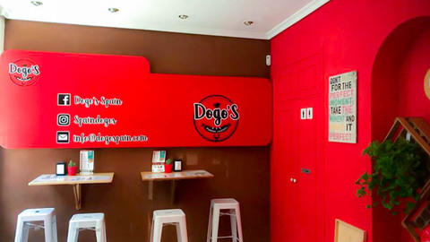 Dogos's Grill, Madrid