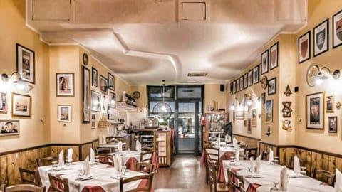 Osteria Angelino dal 1899, Milan
