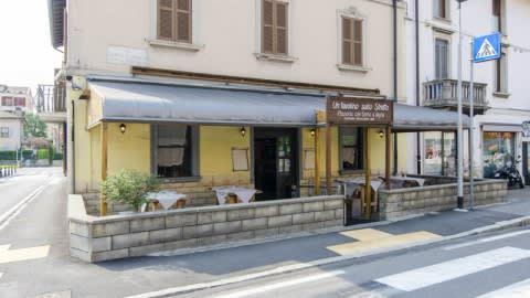 Un Tavolino sullo Stretto, Bergamo