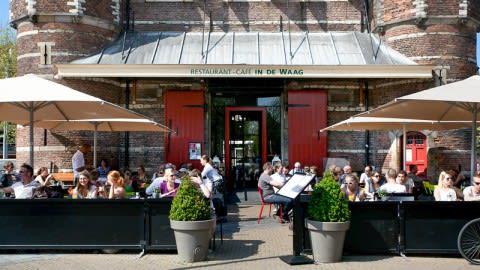 In de Waag, Amsterdam