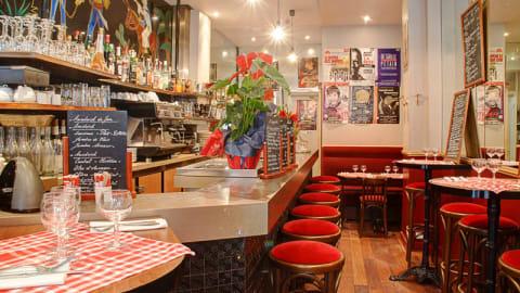 Le Café du Théâtre, Paris