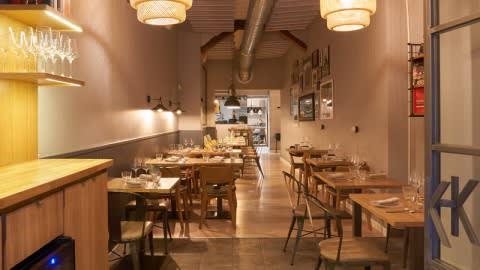 Kuoco 360 food, Madrid