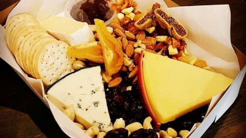 Blessed Cheese, McLaren Vale