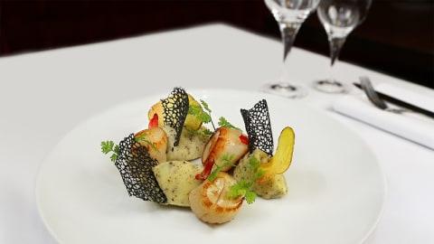 Brasserie Haussmann, Paris