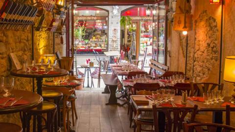 Au Comptoir les Gones, Lyon