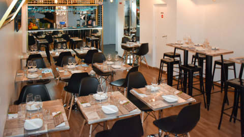 Leve Leve Tapas Bar, Lisbon