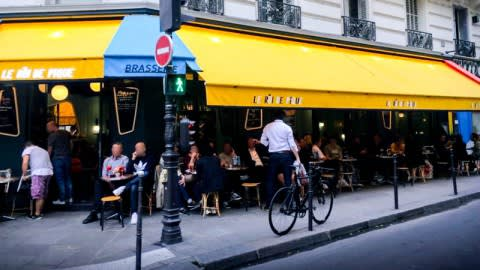 Le Roi de Pique, Paris