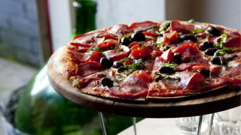 Mad Pizza e Bar - Surry Hills, Surry Hills