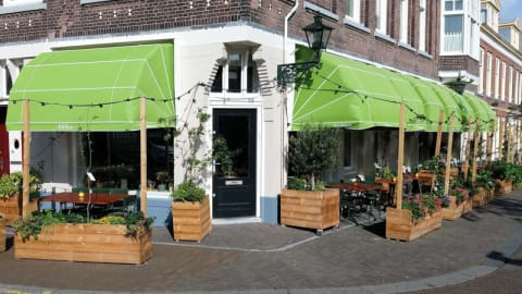 Ethica Restaurant & Bar, The Hague