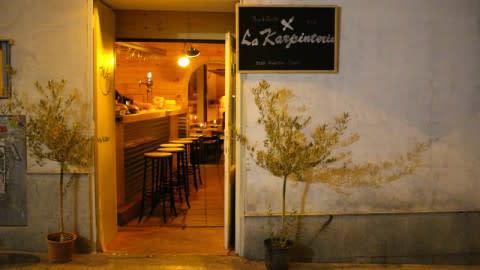 La Karpintería, Madrid