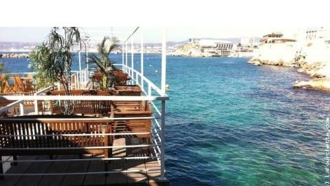 Bistrot La Plage, Marseille