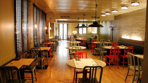 New York Burger - Recoletos, Madrid