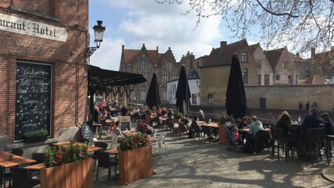 Brasserie Uilenspiegel Brugge, Bruges