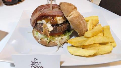 De Boca de Boca - Avda Buenos Aires, Getafe