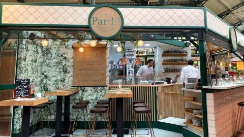 Pardi, Paris