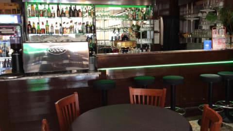 Café des Charmilles, Genève