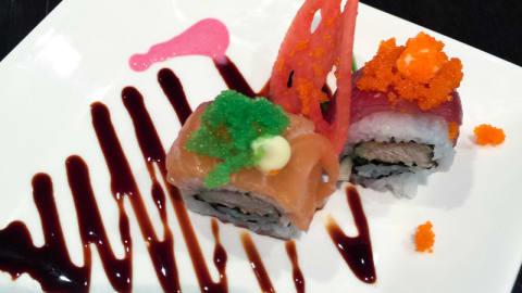 Sakura Sushi & Grill, Castricum