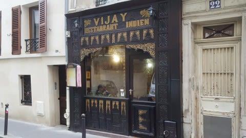 Allo Cury (Vijaya), Paris