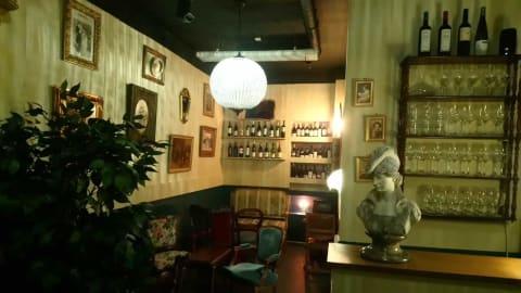 Voilà ! Bar à vins du monde, Bordeaux