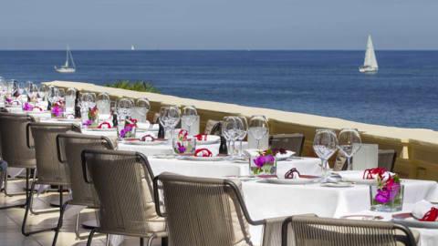 La Table du Royal - Hôtel Royal Riviera, Saint-Jean-Cap-Ferrat