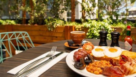 Six Acres Restaurant & Bar, Bowen Hills