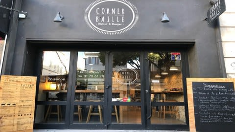 Corner Baille, Marseille