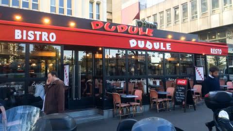 Dudule, Paris
