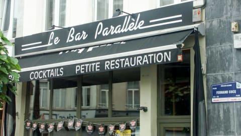 Le Bar Parallèle, Ixelles