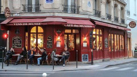 Café des Musées, Paris