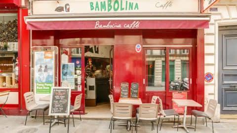 Bambolina Caffé, Paris