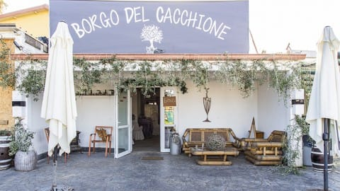 Borgo del Cacchione, Grottaferrata