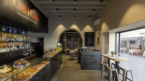 Obicà Mozzarella Bar, Campo dei Fiori, Rome